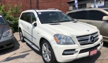 2010 Mercedes Benz GL350