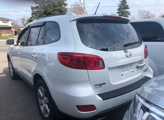 2009 Hyundai Santa Fe full