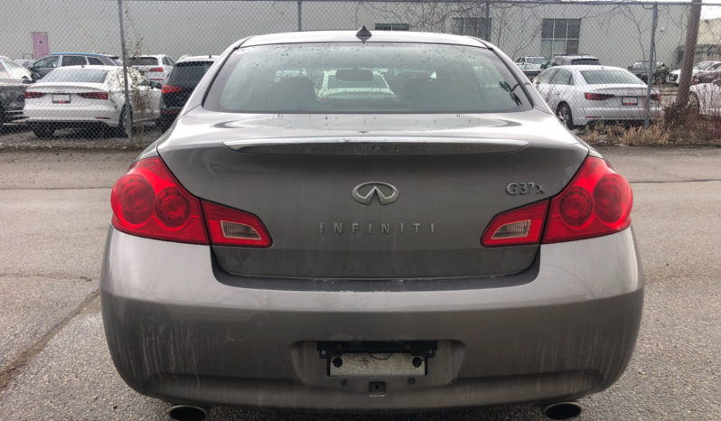 2009 Infiniti G37 Sedan 4dr x AWD full