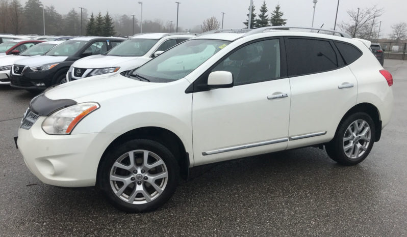 2011 Nissan Rogue full
