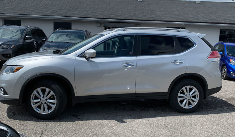 2014 Nissan Rogue AWD 4dr SV sold full