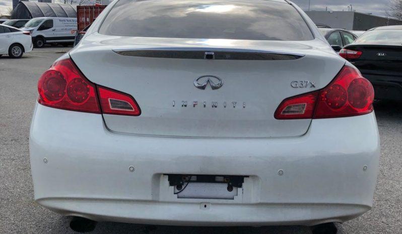 2012 INFINITI G37 full
