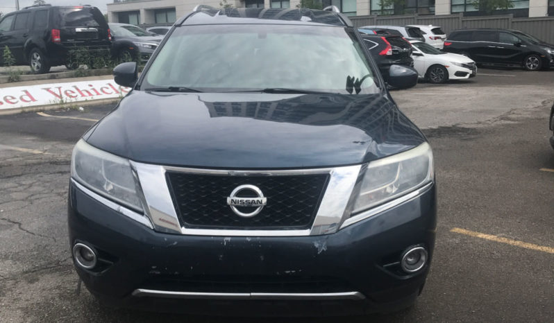 2014 Nissan Pathfinder full