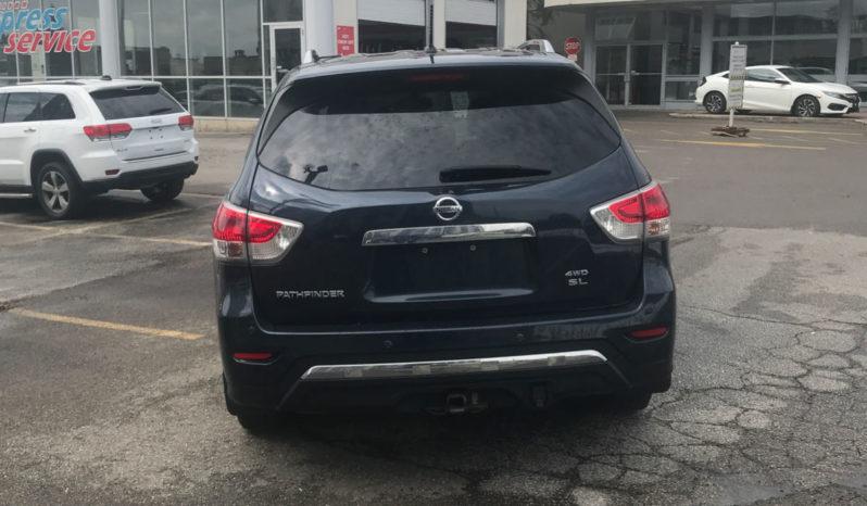 2014 Nissan Pathfinder full
