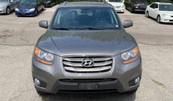 2011 Hyundai Santa Fe FWD 4dr V6 Auto GL Sport full