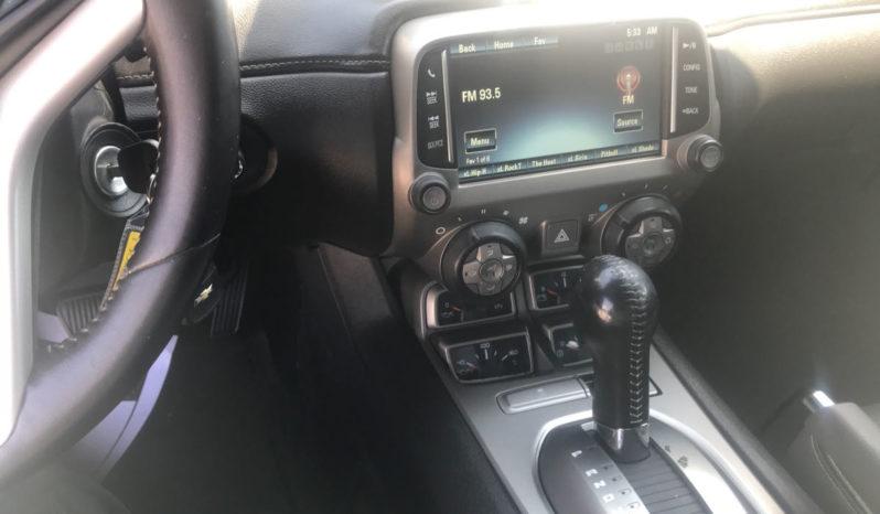 2013 Chevrolet Camaro 2dr Cpe 2LT full