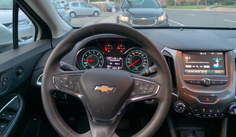 2017 Chevrolet Cruze full