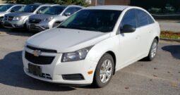 2012 Chevrolet Cruze 4dr Sdn LS+ w/1SB
