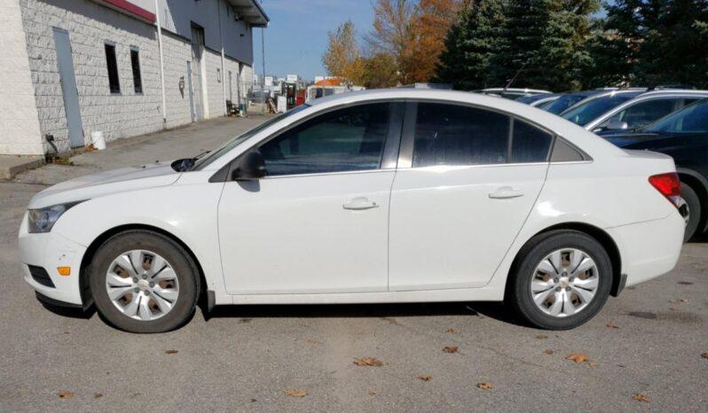 2012 Chevrolet Cruze 4dr Sdn LS+ w/1SB full
